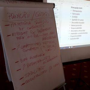 Training TestIMM Regiunea SE – Legea prevenirii