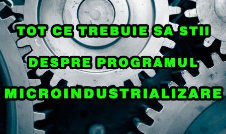 Invitatie training TestIMM – Programul de Microindustrializare, 26-29 septembrie 2019